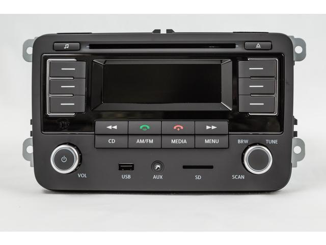 Diagram RMT 300 MP3 Bluetooth Radio (6Q0051228F) for your Volkswagen SportWagen