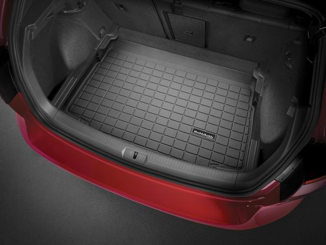 Diagram MuddyBuddy™ - Trunk Liner - Black (5C6061161A) for your 1990 Volkswagen Jetta GLI