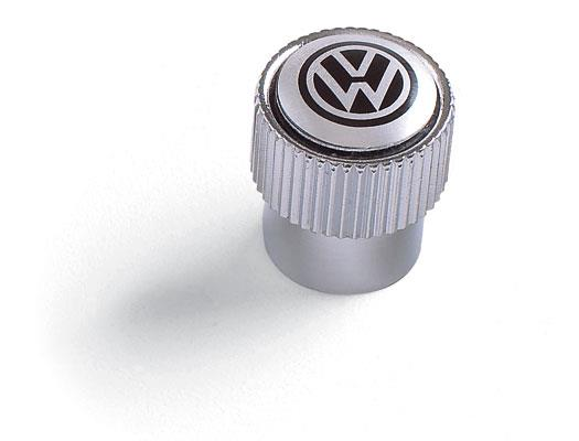 Diagram Valve Stem Caps - Black on Silver (ZVW355005A) for your 2006 Volkswagen Jetta GLI